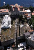 veduta aerea del castello  - Lipari (3518 clic)