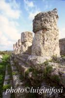 resti del tempio  - Hymera (4066 clic)