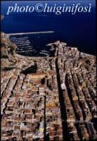 la citta' vista dall'alto  - Castellammare del golfo (2894 clic)