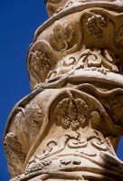 colonna tortile della chiesa dell'annunziata  - Palazzolo acreide (5475 clic)