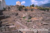 scavi archeo all'interno del castello  - Lipari (1662 clic)