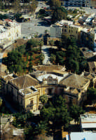 villa palagonia vista dall'alto BAGHERIA Luigi Nifosì