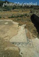 frammento di mosaico    - Morgantina (4911 clic)