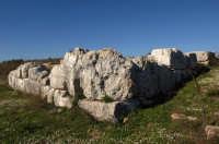 il castello del principe o anaktoron  - Pantalica (2709 clic)