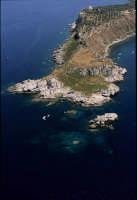 capo milazzo visto dall'alto  - Milazzo (11093 clic)