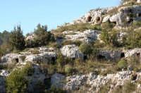 tombe preistoriche  - Pantalica (5032 clic)