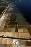 veduta aerea delle saline  - Trapani (5027 clic)