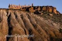valle dei templi; calanchi e tempio di giunone  - Agrigento (2287 clic)