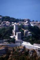 veduta aerea del castello  - Erice (4360 clic)