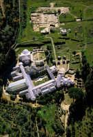 devuta aerea della villa romana del casale e scavi recenti  - Piazza armerina (11957 clic)