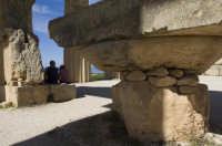 il tempio E  - Selinunte (4065 clic)