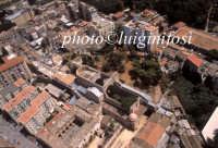 veduta aerea del quartiere della kalsa, al centro lo spasimo   - Palermo (6479 clic)