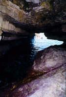 la grotta di cava d'aliga  - Cava d'aliga (2595 clic)