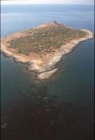 veduta aerea dell'isola  - Isola delle femmine (9666 clic)