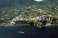 veduta aerea dell'isola  - Salina (4460 clic)