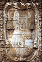 museo Bellomo - stemma della municipalità  - Siracusa (4558 clic)