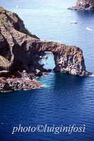 veduta aerea della costa  - Salina (4806 clic)