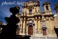 la chiesa di san sebastiano  - Marsala (2834 clic)