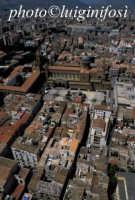 la cattedrale e i palazzi del centro storico  - Palermo (3449 clic)