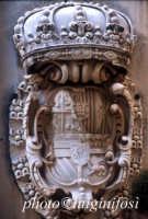 museo Bellomo - stemma di famiglia siracusana  - Siracusa (5659 clic)