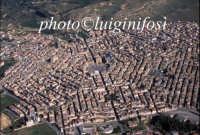 ... veduta aerea della città esagonale   - Grammichele (12856 clic)