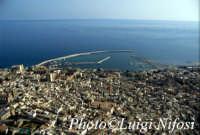 la città e il porto  - Sciacca (2900 clic)