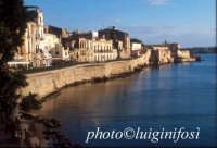 lungomare Alfeo, nell'isola di Ortigia   - Siracusa (1426 clic)