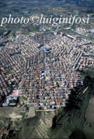 ... veduta aerea dell'esagono   - Grammichele (6618 clic)