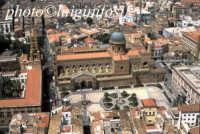 veduta aerea della cattedrale  - Palermo (3257 clic)