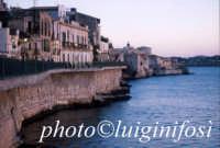 lungomare Alfeo, nell'isola di Ortigia   - Siracusa (1382 clic)