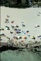 veduta aerea della spiaggia  - San vito lo capo (4807 clic)