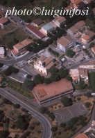 il centro urbano in una veduta aerea  - Milo (5585 clic)