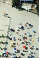 veduta aerea della spiaggia  - San vito lo capo (4423 clic)