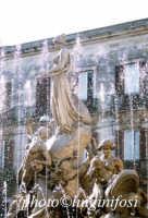 la fontana di artemide in piazza archimede  - Siracusa (1157 clic)