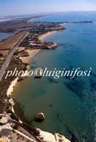 veduta aerea della spiaggia di cirica  - Ispica (4857 clic)
