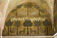 i mosaici della sala Ruggero PALERMO Luigi Nifosì