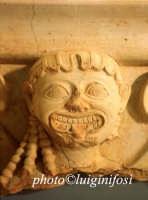 museo di camarina - particolare della gorgone  - Camarina (5165 clic)