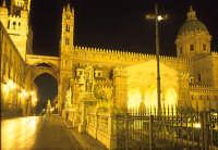 la cattedrale di notte PALERMO Luigi Nifosì