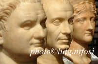 le teste di Tito, Cesare e Agrippina ritrovate a Pantelleria  - Pantelleria (3130 clic)