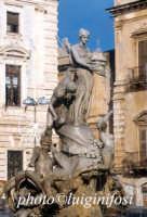 la fontana di artemide in piazza archimede  - Siracusa (1447 clic)