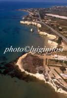 veduta aerea della spiaggia di cirica  - Ispica (5500 clic)