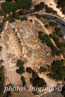 tempio di ercole dall'alto  - Agrigento (2789 clic)