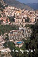 l'hotel monte tauro visto dall'alto  - Taormina (3890 clic)