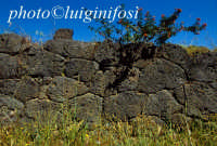 le mura della città  - Giardini naxos (3803 clic)