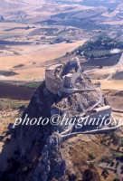 veduta aerea del castello di mussomeli  - Mussomeli (5255 clic)
