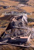 veduta aerea del castello di mussomeli  - Mussomeli (4745 clic)