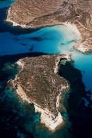 isola dei conigli vista dall'alto  - Lampedusa (5272 clic)