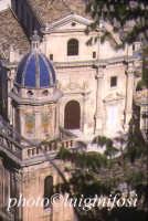 il campanile dell'Idria e la Chiesa delle anime del Purgatorio  - Ragusa (3952 clic)
