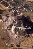 veduta aerea del castello di mussomeli  - Mussomeli (4841 clic)