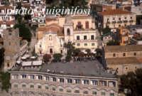 la piazza di taormina vista dall'alto  - Taormina (4541 clic)